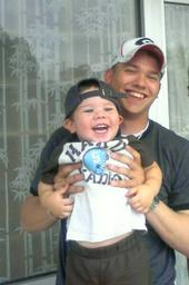 Nick and Nephew Kaleb